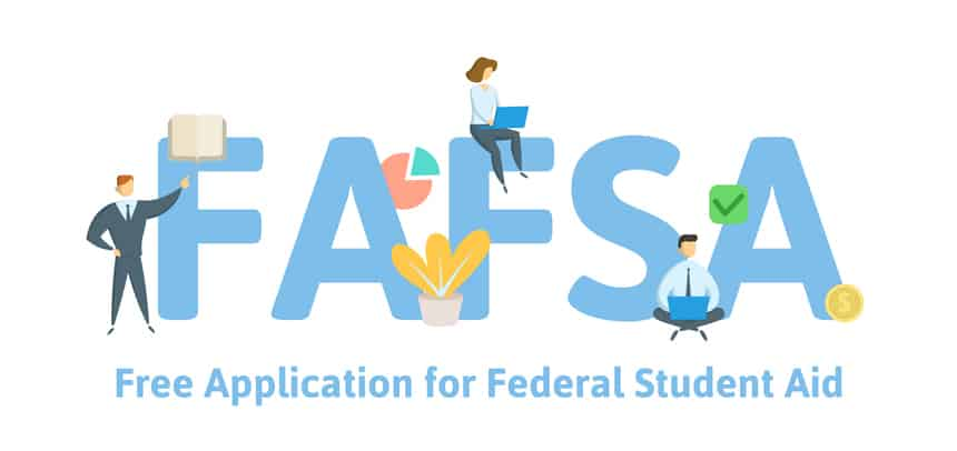 FAFSA, Free Application for Federal Student Aid