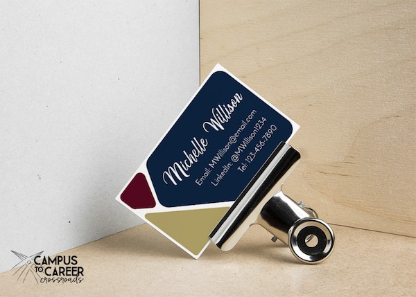 Personal Business Cards Matter