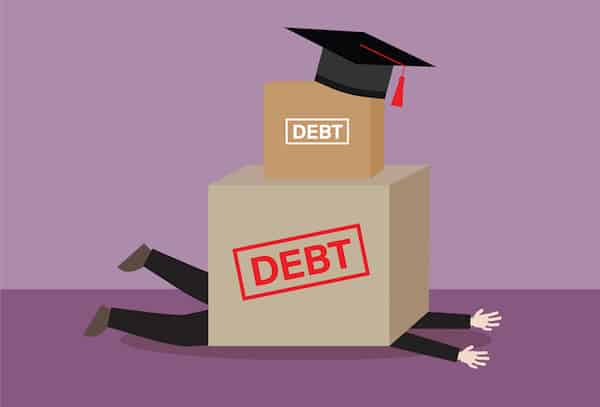 Student Loan Debt is Real