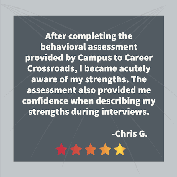 Career Counseling Assessments Can Help With Interviewing Skills
