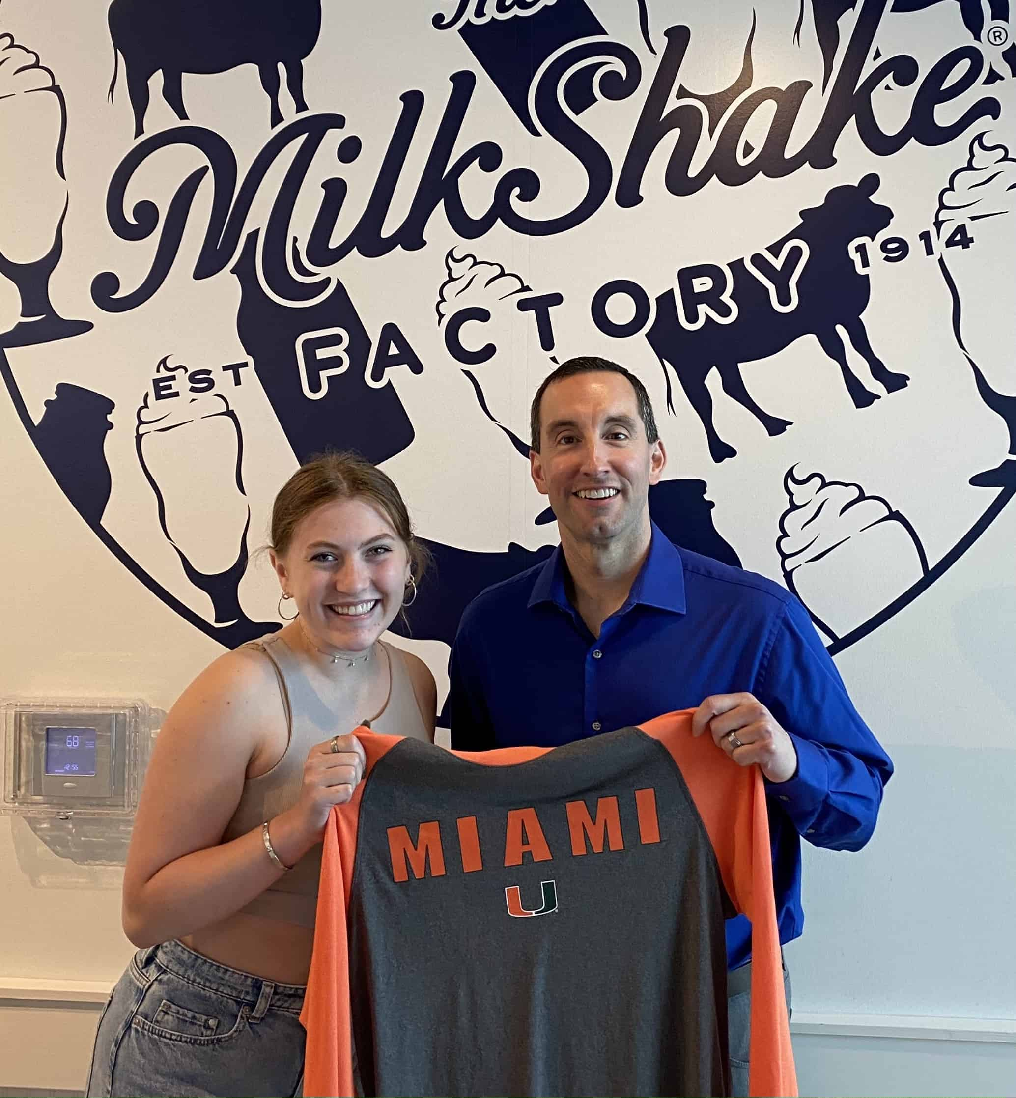 Podcasting, Milkshakes, and the University of Miami