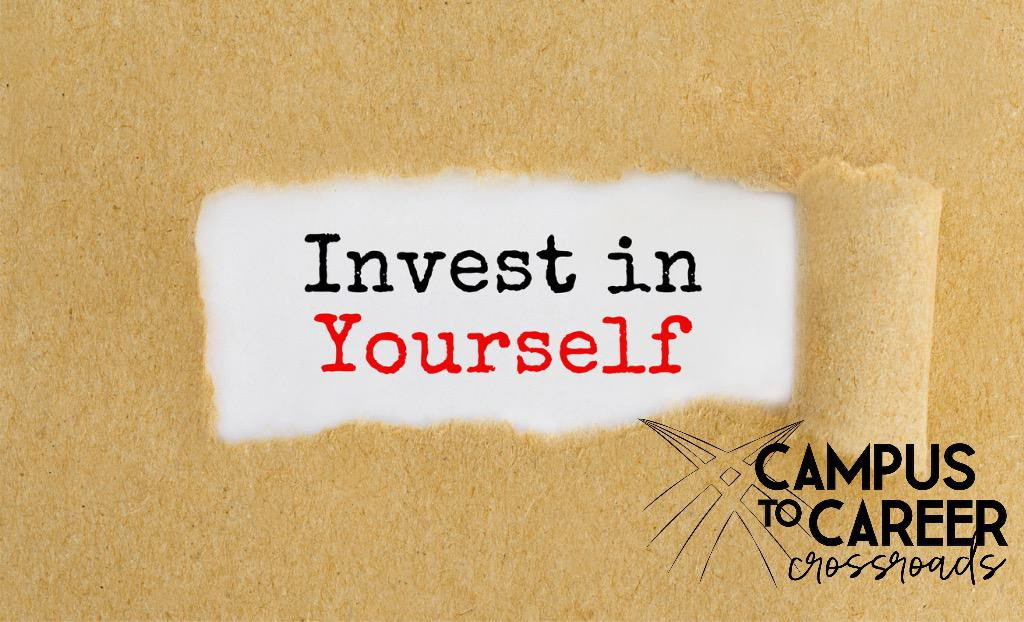 Make An Investment In Your Career