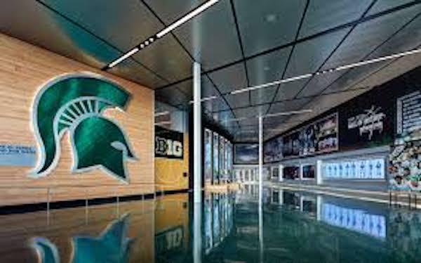 Michigan State University Spartan